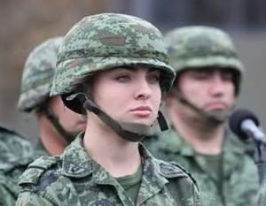 Mujeres guerreras o soldados sexy Sobaco Global