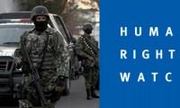 Violencia en México Human Rights Watch