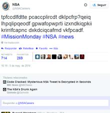 NSA-Tweet
